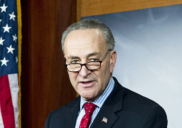 Chuck Schumer: 'Donate To Mary Landrieu Because She Defended Obamacare'