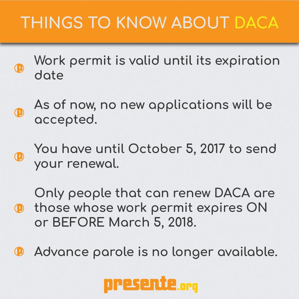 DACA info