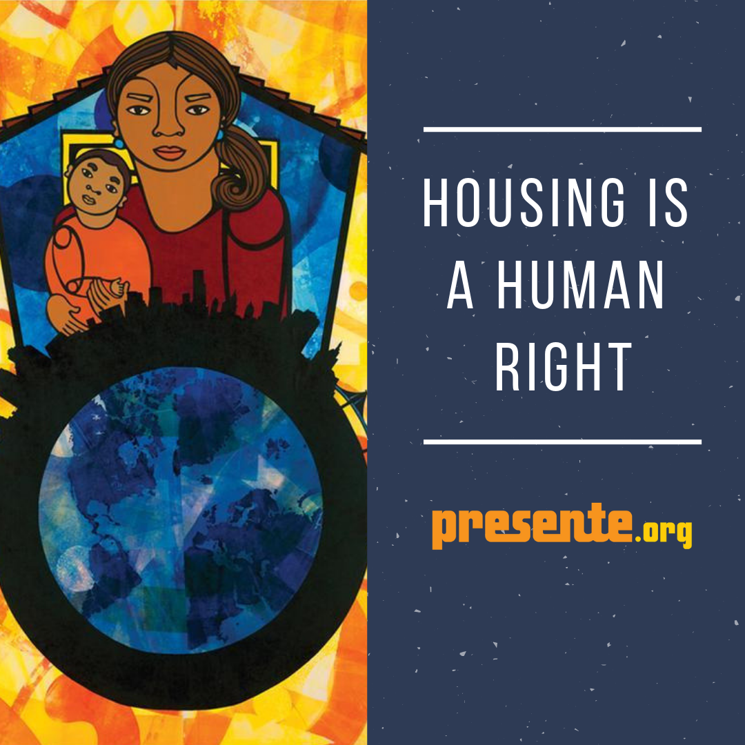 Universal Housing is a human right