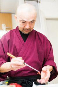 Kiyomizu chef