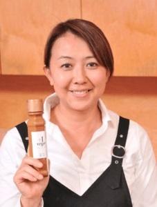 Mouri natsumi chef