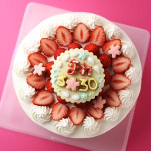 NHK連続TV小説『まれ』お祝いケーキ