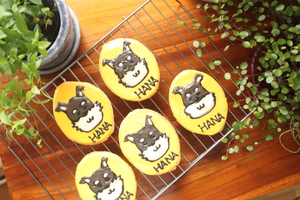 オーダーメイドアイシングクッキー