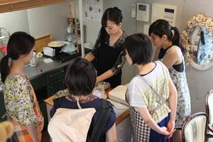 イタリアのドルチェ教室giglio(ジリオ)齋藤由里のメニュー
