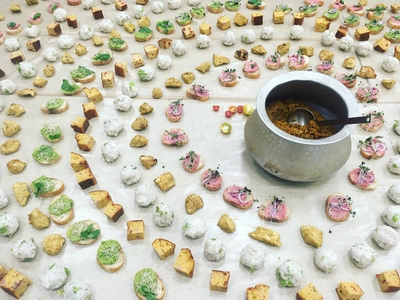 Mizuki koshideのお料理です。