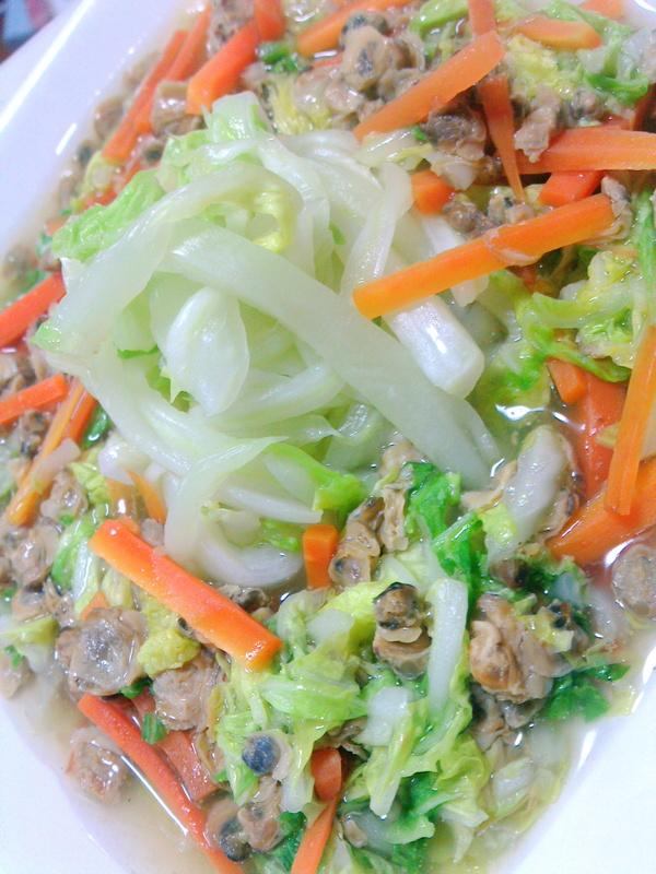 石井利佳子のお料理です。