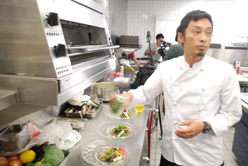 仲道敏夫のお料理です。