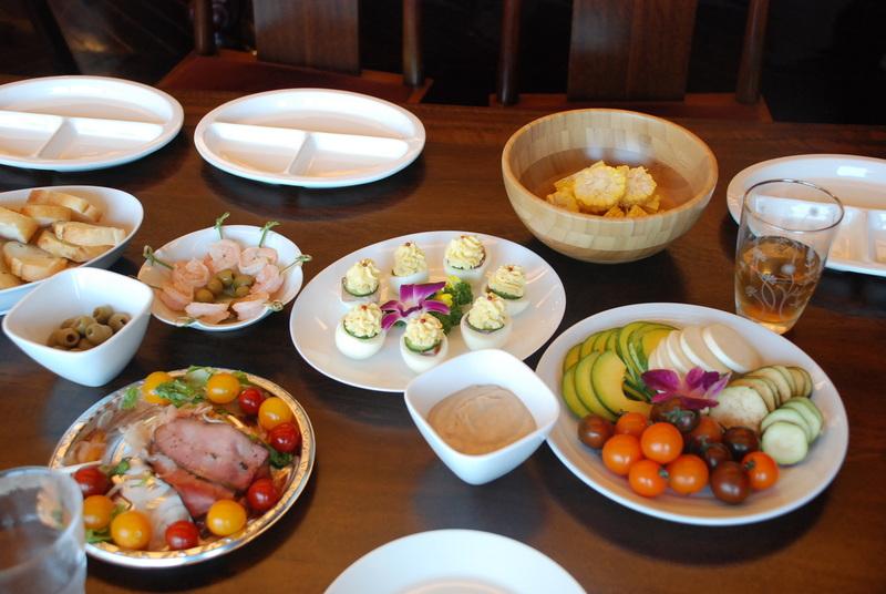 港区芝浦タワーマンションでのホームパーティー料理メニュー2