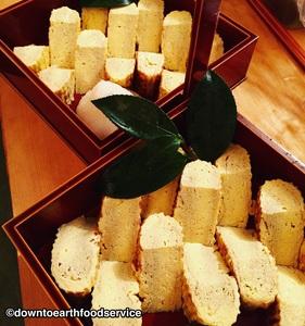 世田谷区のホームパーティーにヘルシー和食とフュージョン料理2