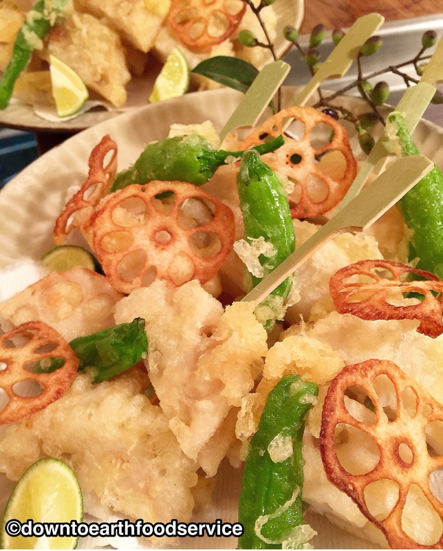 世田谷区のホームパーティーにヘルシー和食とフュージョン料理4