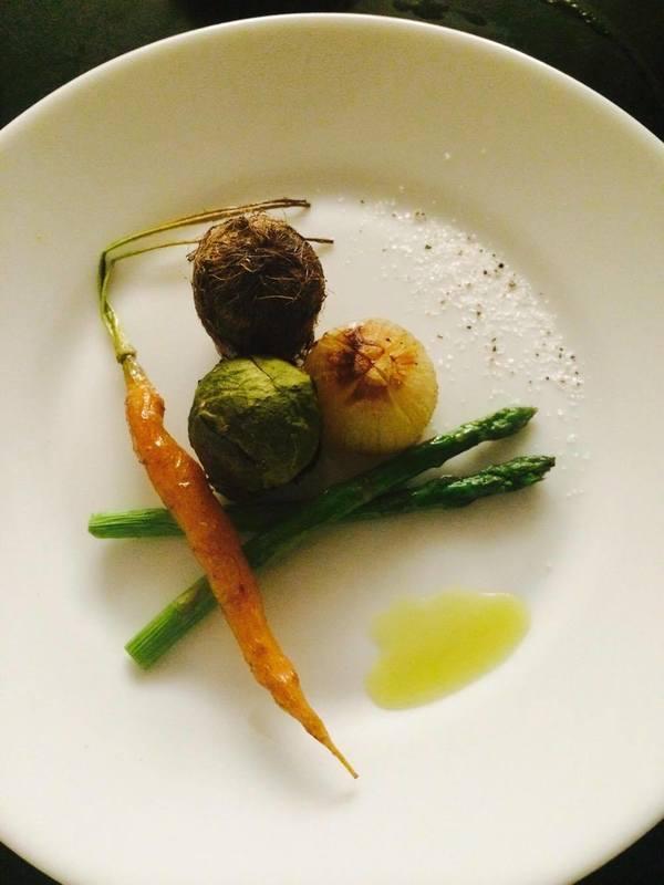 小さな野菜のロースト