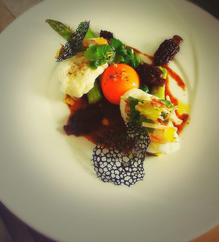 岡崎 亮太のお料理です。