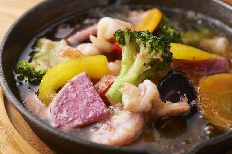 手塚勉のお料理です。