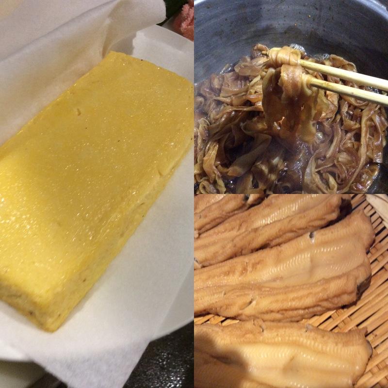 成澤怜士のお料理です。