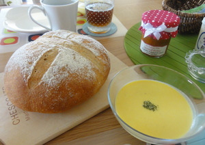 天然酵母パン&お料理のレッスン