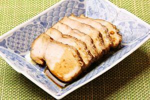 【料理教室】鶏ハムと油を使わないヘルシー中華料理コース
