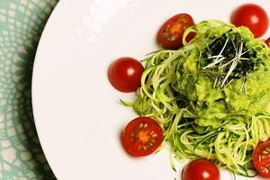 【料理教室】ノンオイル・アボカドのパスタと低カロリー洋食コース
