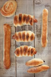 【パンレッスン】トースターで焼けるスティックパン