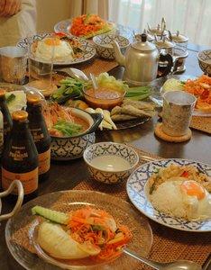 王道タイ料理コース