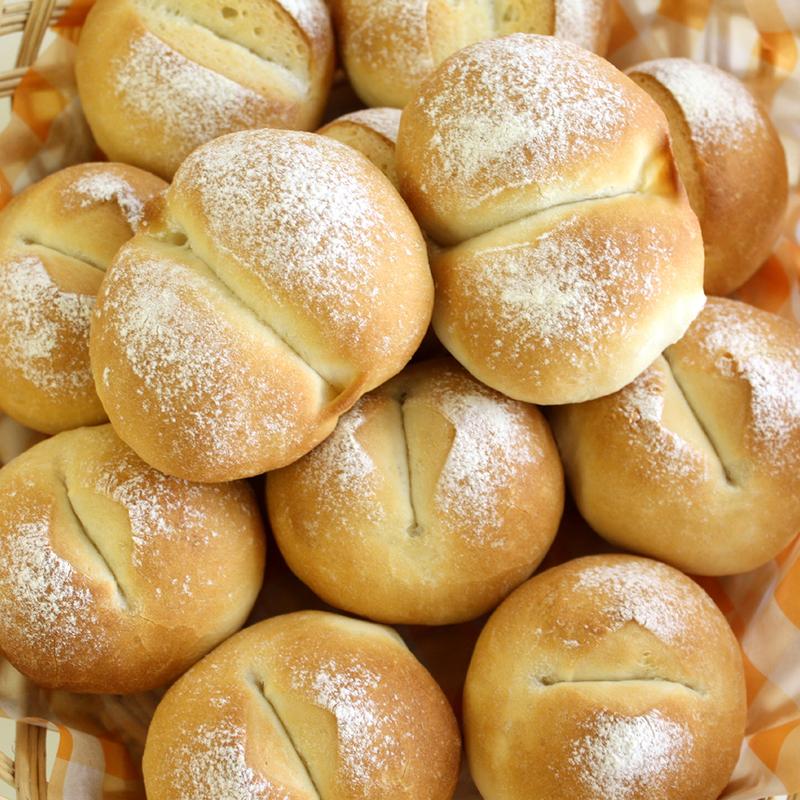 【料理教室】大人数OK、実演レッスン!白神こだま酵母で作るプチパン