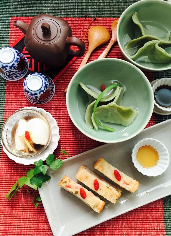 Chinese tea ceremony /中国茶会