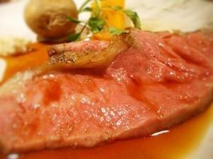 肉汁溢れる、お肉のフルコース