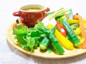 【出張料理】季節の新鮮野菜づくしコース