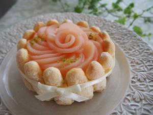 お菓子&フランス家庭料理教室