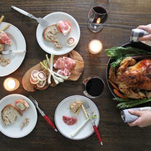 ホームパーティや女子会などに!大満足の大皿シェアコース