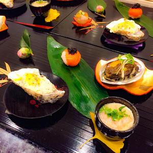 旬の国産野菜にこだわったおまかせ創作和食コース