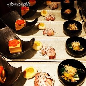 季節の旬を取り入れた和食コース2 Japanese Cuisine Course