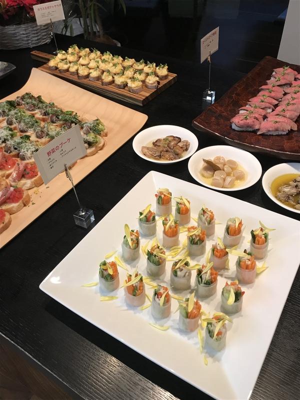 【ケータリング】フレンチ&スパニッシュピンチョスでホームパーティーや立食パーティー
