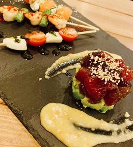旬の食材を使用 ヘルシーで華やかなイタリアンコース