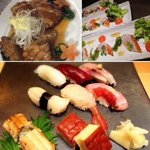 肉と魚を堪能 極上プラン