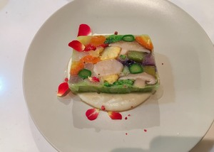 【有機野菜・無農薬野菜】野菜ソムリエ厳選野菜たっぷりのフレンチコース
