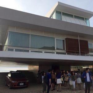 Sashima homeparty