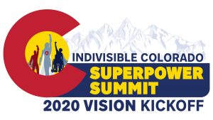 Indivisible SuperPower Summit January 25 and 26