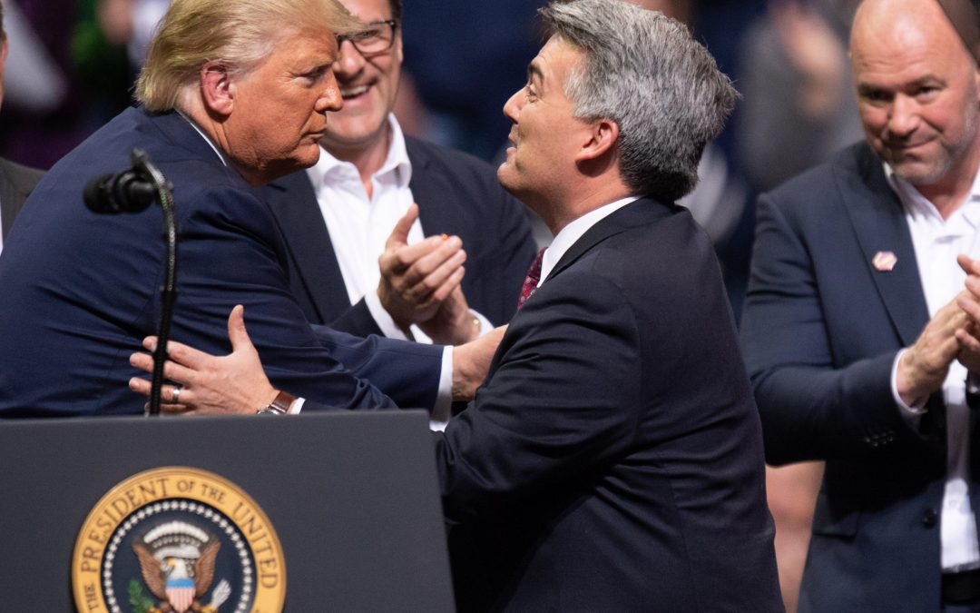 Enough: Cory Gardner Must Call Out Donald Trump's Dangerous Misinformation About Coronavirus
