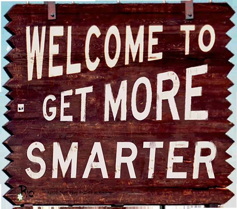 Get More Smarter