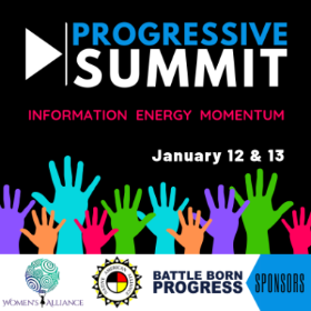 Progressive Summit 2019 Registration | Progress Now Nevada