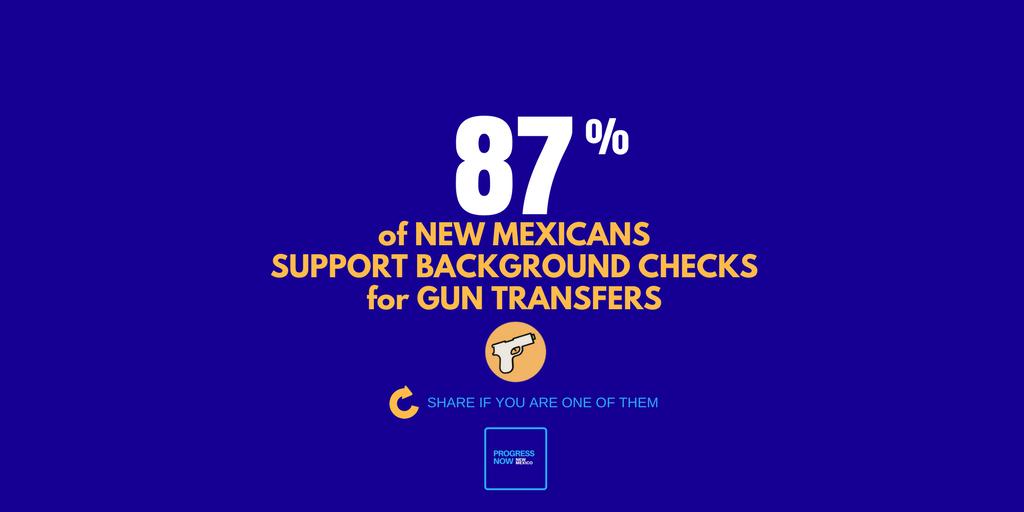 87 percent support