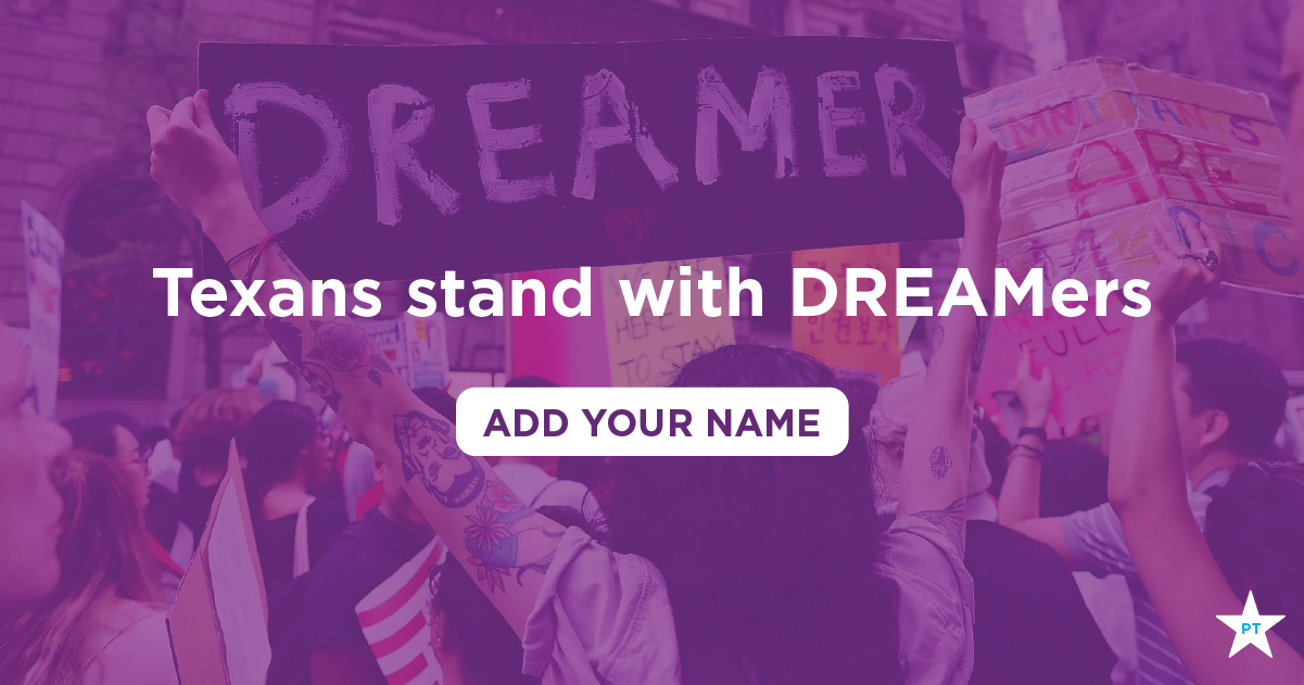 Texans Stand With DREAMers