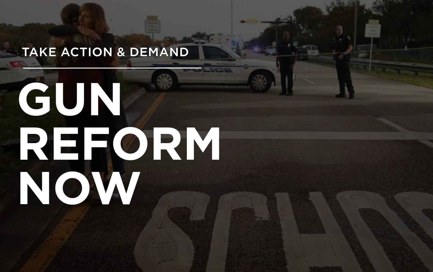 Texans Demand Common Sense Gun Reform
