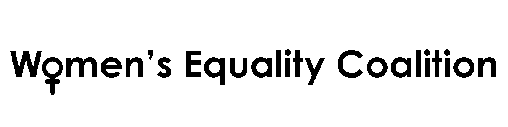 Women's Equality Agenda
