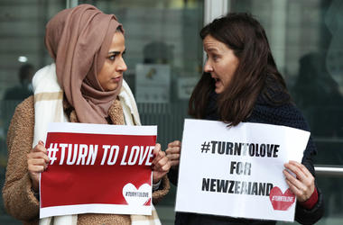 Turn to Love for New Zealand