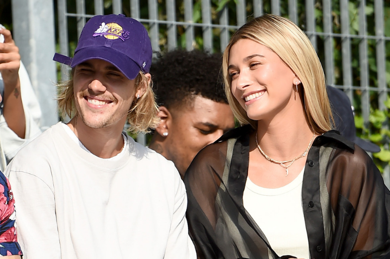 Justin Bieber and Hailey Baldwin