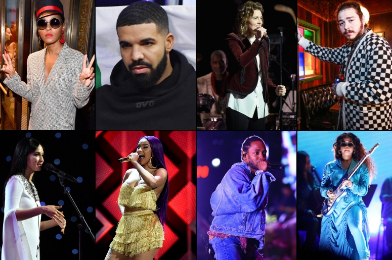 Grammy 2019 Cd: Who Should Win 'Album Of The Year' At The 2019 GRAMMY