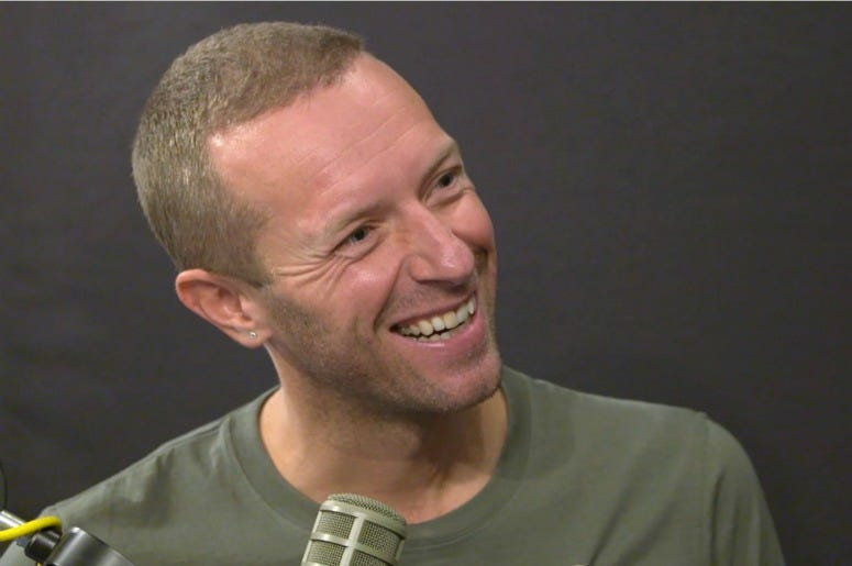 Chris Martin of Coldplay on the Meaning Behind 'Orphans'