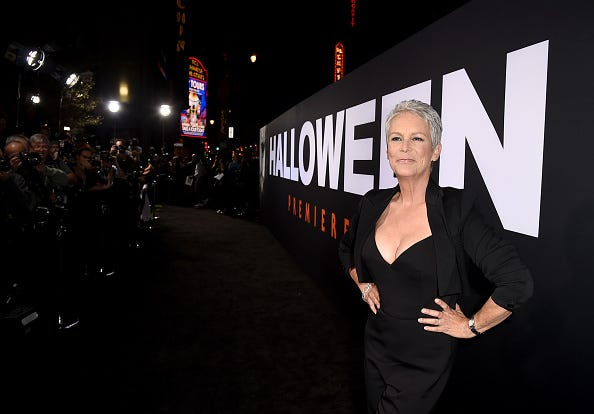 Jamie Lee Curtis Shares Footage of Latest 'Halloween' Sequel