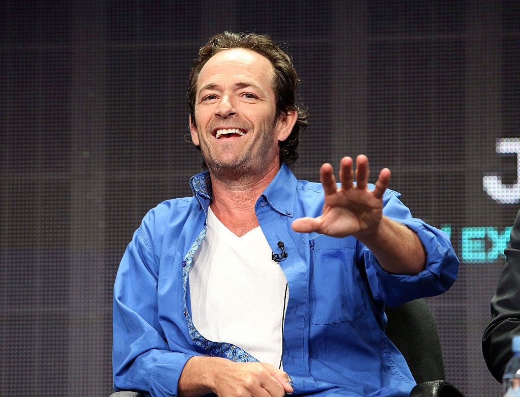 Luke Perry's Home Handed Over to His Children